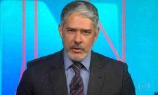 William Bonner surge de barba e vira meme na web