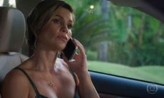Helena faz uma ligação e alerta sobre Hugo nesta quinta (8) em 'Salve-se Quem Puder'