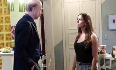 Heideguer ameaça Nat e sua família nesta quarta (26) em 'Malhação: Sonhos'