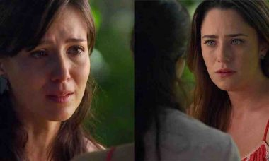 Manuela pergunta o que Ana sente por Rodrigo nesta segunda (31) em 'A Vida da Gente'