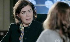 Marta diz para Ísis deixar José Alfredo para ficar com João Lucas nesta sexta (4) em 'Império'