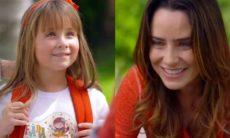 Júlia pede que Ana vá buscá-la no colégio nesta sexta (14) em 'A Vida da Gente'