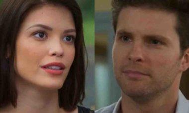 Kyra assume sua paixão por Alan nesta segunda (31) em 'Salve-se Quem Puder'