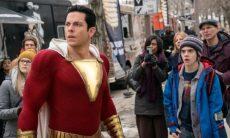 Globo exibe o super-herói 'Shazam!' na 'Tela Quente' desta segunda (21)