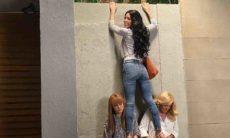 Alexia, Kyra e Luna invadem casa de Dominique nesta terça (15) em 'Salve-se Quem Puder'
