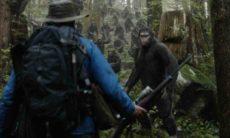 Globo vai exibir 'Planeta dos Macacos: O Confronto' neste 'Domingo Maior' (6)