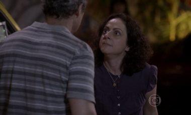 Rute expulsa Lincoln de casa por causa de Jeff nesta sexta (2) em 'Malhação: Sonhos'