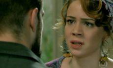 Após discussão, Cristina termina namoro com Vicente nesta quinta (24) em 'Império'