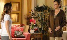 Ana revela a Eva que irá sair de casa nesta sexta (18) em 'A Vida da Gente'