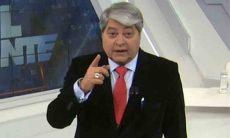 """Datena para o presidente da Argentina: """"O senhor é um racista, babaca e imbecil"""". Foto: Reprodução Instagram"""