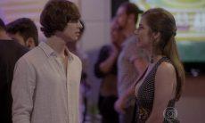 Bianca encontra Henrique nesta segunda (28) em 'Malhação: Sonhos'