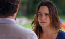 Ana descobre que Lúcio está namorando nesta segunda (28) em 'A Vida da Gente'