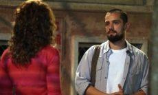 Vicente provoca Cristina falando de Maria Clara nesta terça (29) em 'Império'