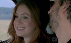 José Alfredo e Maria Ísis viajam ao Monte Roraima nesta quinta (1) em 'Império'