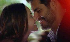 Ana dá chance para Lúcio e o beija nesta terça (8) em 'A Vida da Gente'