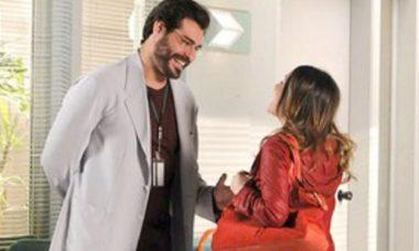 Lúcio pede para Ana ensiná-lo a jogar tênis nesta quinta (1) em 'A Vida da Gente'