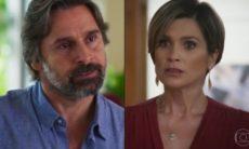 Helena descobre que Mário está vivo neste sábado (26) em 'Salve-se Quem Puder'