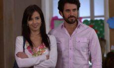 Gabriel e Manuela saem para jantar e se beijam nesta segunda (12) em 'A Vida da Gente'