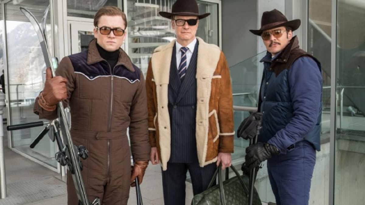 Globo vai exibir o filme 'Kingsman: O Círculo Dourado' em 'Tela Quente' nesta segunda (19)