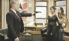 Hugo arma contra Helena e Luna nesta segunda (12) em 'Salve-se Quem Puder'