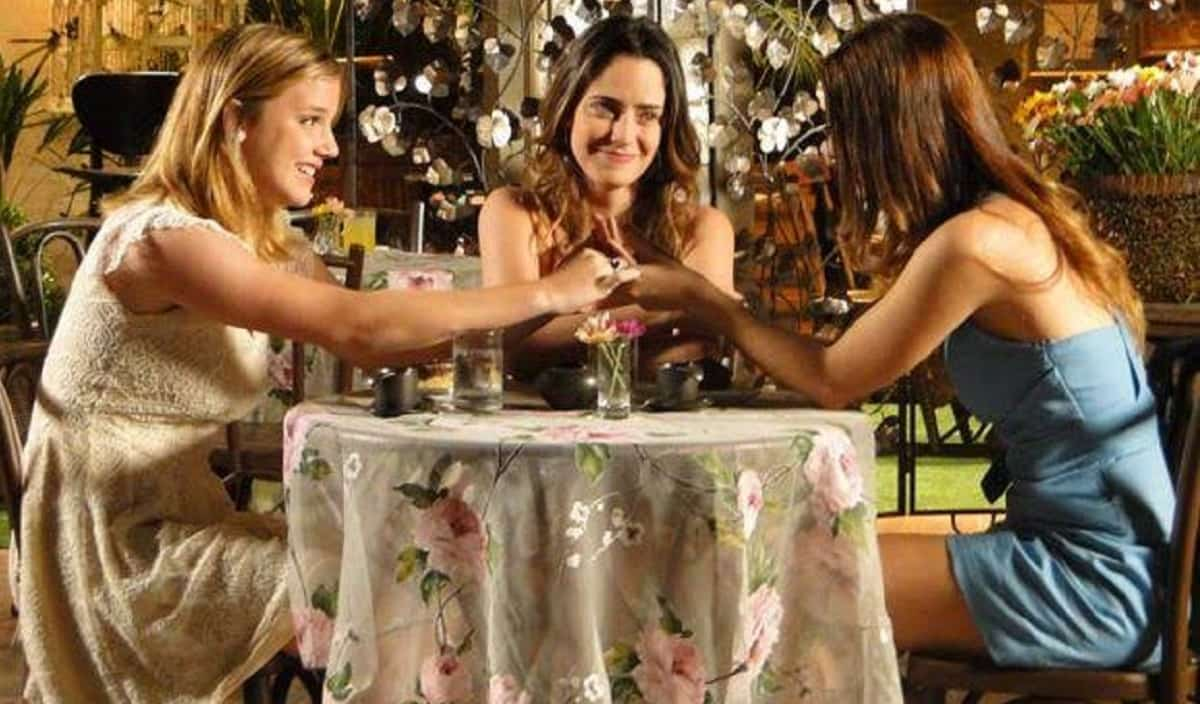 Ana apresenta Sofia a Alice neste sábado (3) em 'A Vida da Gente'
