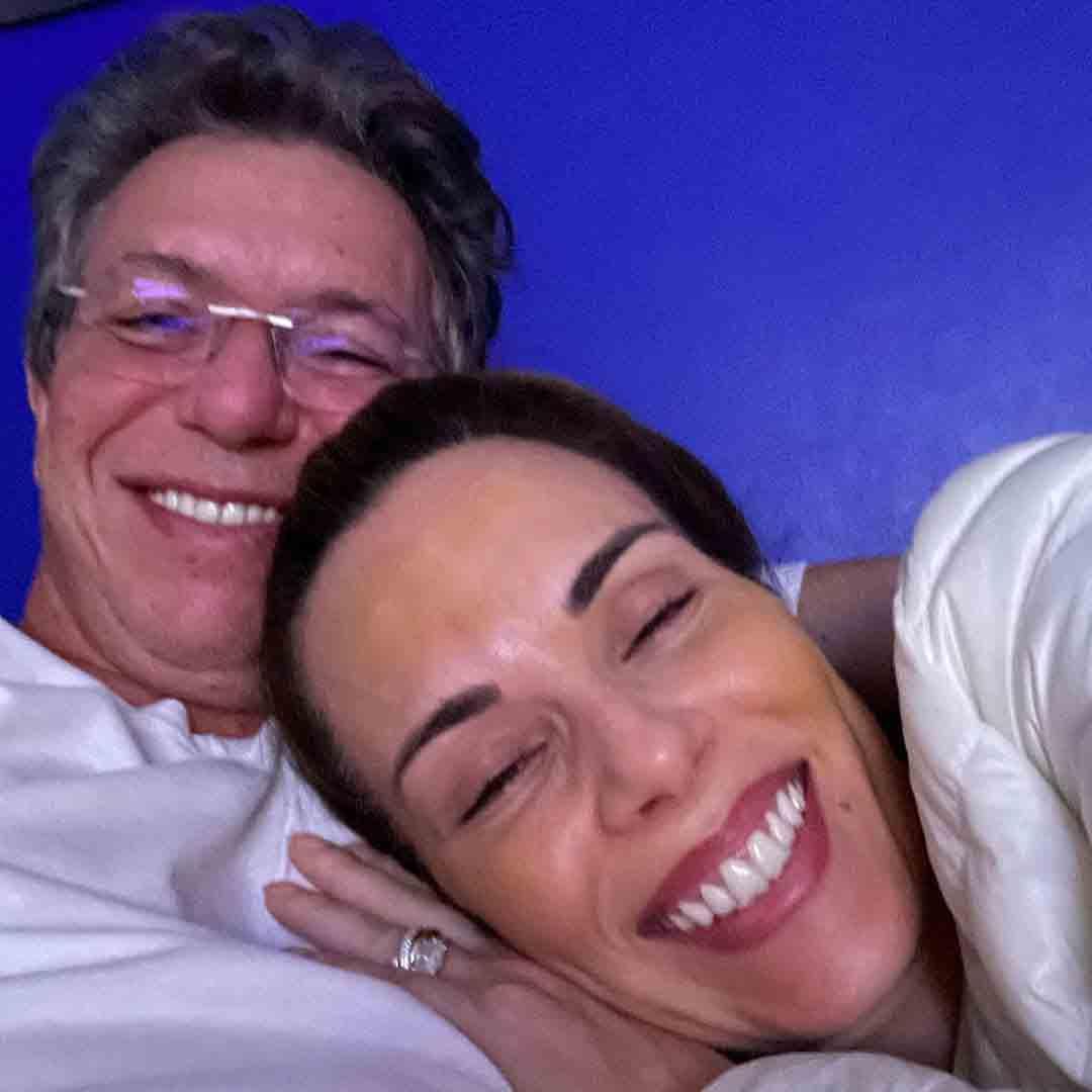Atualmente, o diretor da TV Globo é casado com a apresentadora Ana Furtado. Foto: Reprodução Instagram