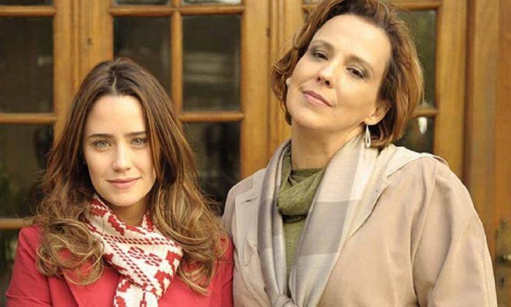 Eva sugere que Ana escreva sua biografia neste sábado (10) em 'A Vida da Gente'