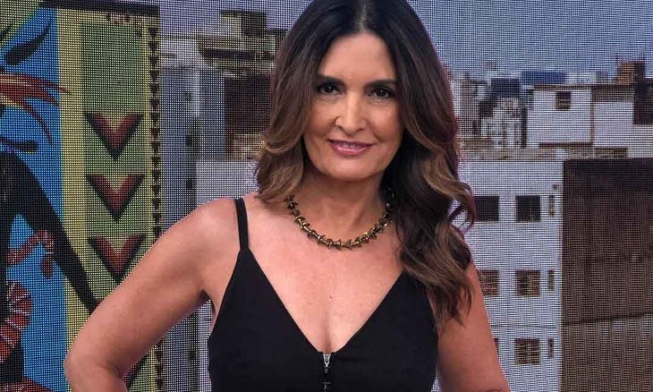 Fátima Bernardes exibe foto antiga e leva seguidores a loucura. Foto: Reprodução Youtube