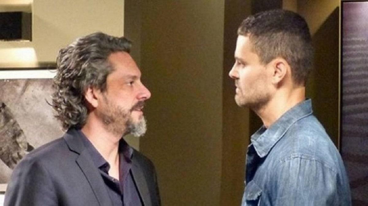 Maurílio declara guerra contra José Alfredo nesta quarta (7) em 'Império'