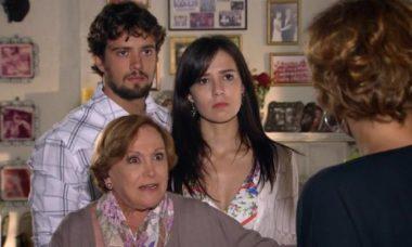 Iná expulsa Eva de sua casa nesta sexta (30) em 'A Vida da Gente'