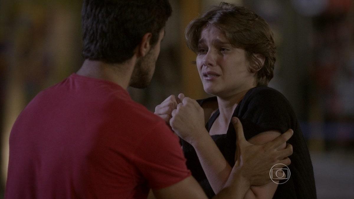Karina pede ajuda a Cobra nesta quarta (1) em 'Malhação: Sonhos'