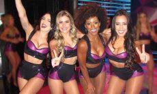 Faustão prentende levar bailarinas do Domingão para Band. Foto: Reprodução Instagram