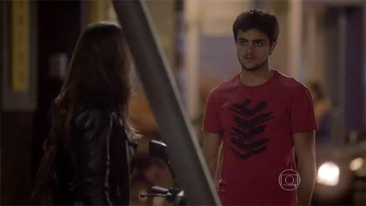 Nat alerta Cobra sobre Lobão nesta sexta (6) em 'Malhação: Sonhos'
