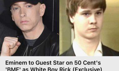 """Eminem estreará série """"BMF"""", produzida pelo rapper 50 Cent. Foto: Reprodução Instagram"""