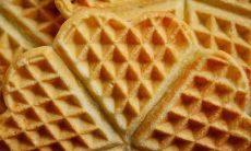 Receita fácil de Waffle de pão de queijo da Ana Maria Braga. Foto: Pixabay