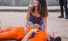 Cássio é preso e Eric é baleado nesta segunda (9) em 'Pega Pega'