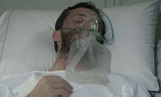 Leonardo é hospitalizado com pneumonia e piolhos nesta quinta (5) em 'Império'