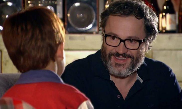 Lourenço conta para Tiago que é seu pai nesta terça (3) em 'A Vida da Gente'
