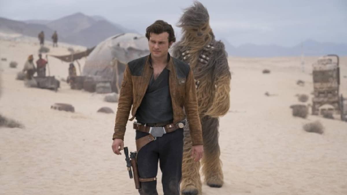 Globo exibe 'Han Solo: Uma História Star Wars' na 'Tela Quente' desta segunda (27)