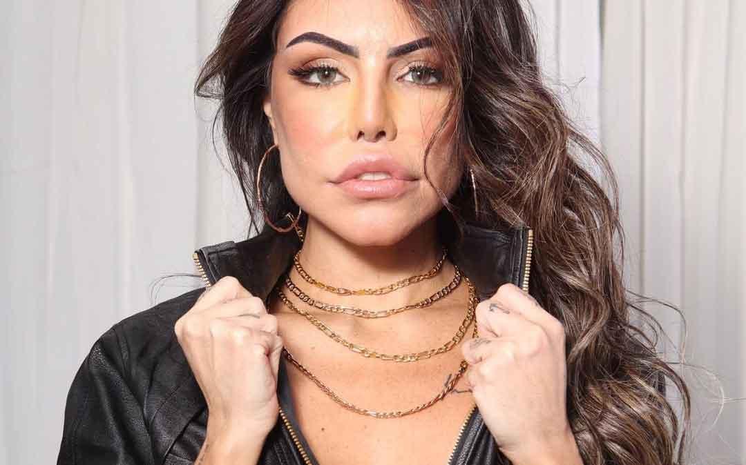 Liziane Gutierrez é a primeira eliminada da 13ª edição de 'A Fazenda'. Foto: Reprodução Instagram