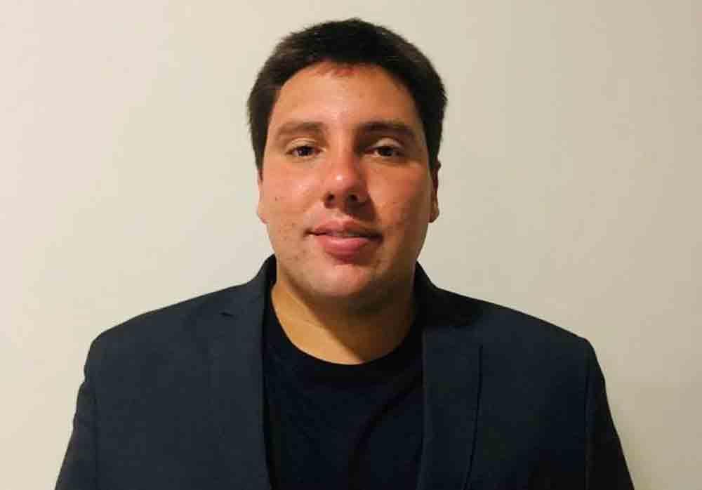 Neto de Luciano do Valle leva tiro na cabeça durante assalto. Foto: Reprodução Facebook
