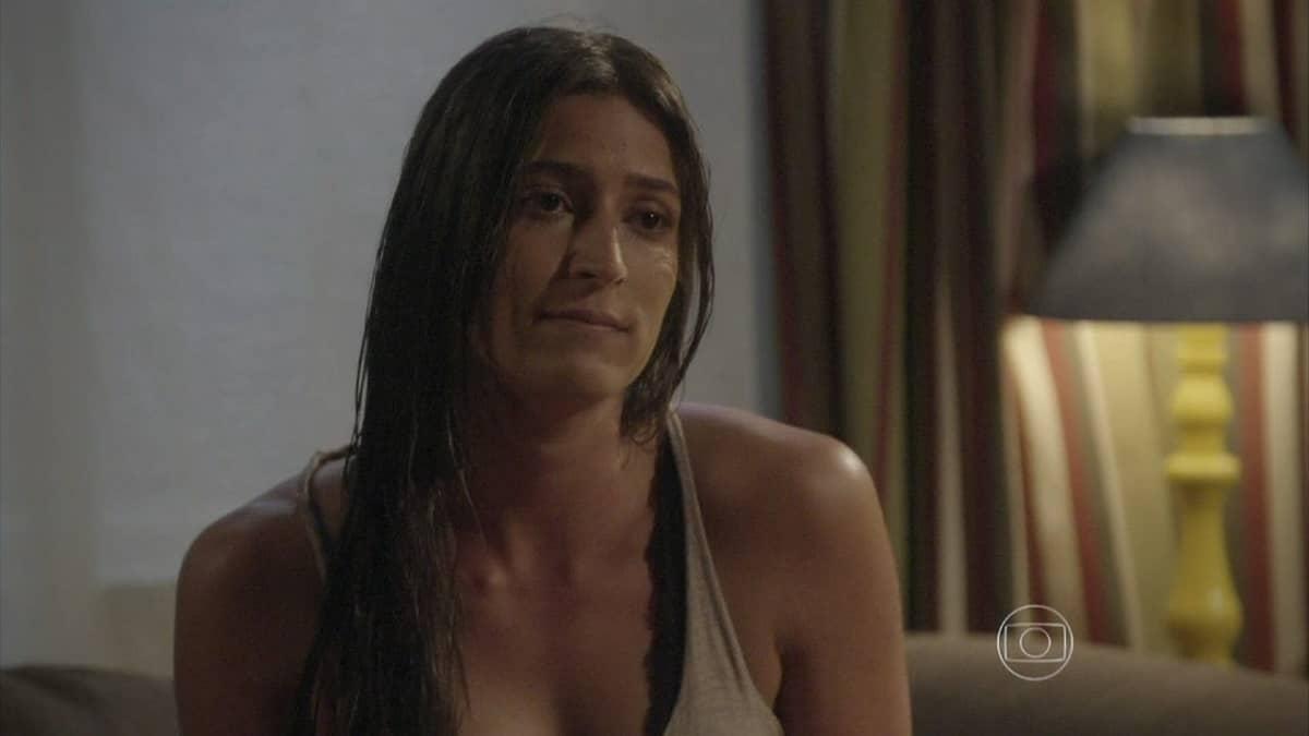 Nat conversa com Karina sobre Pedro nesta terça (7) em 'Malhação: Sonhos'