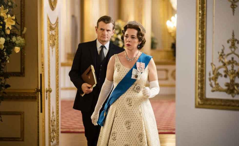 The Crown. Foto: Divulgação