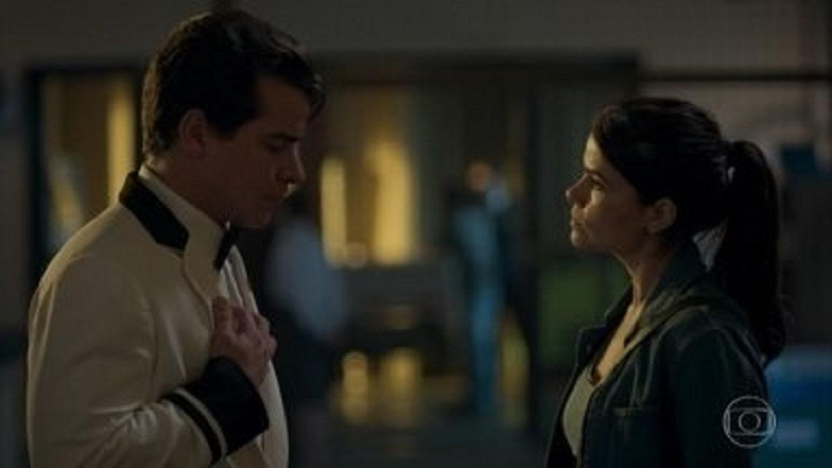 Antônia confronta Júlio nesta segunda (20) em 'Pega Pega'