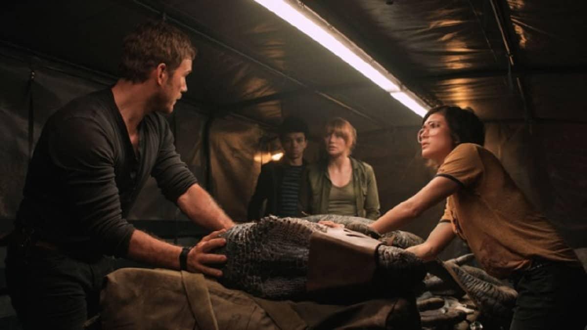 Globo vai exibir 'Jurassic World: Reino Ameaçado' nesta segunda a noite (20)