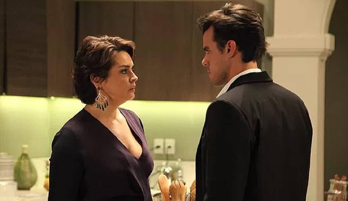 Beatriz marca um encontro com Enrico neste sábado (2) em 'Império'