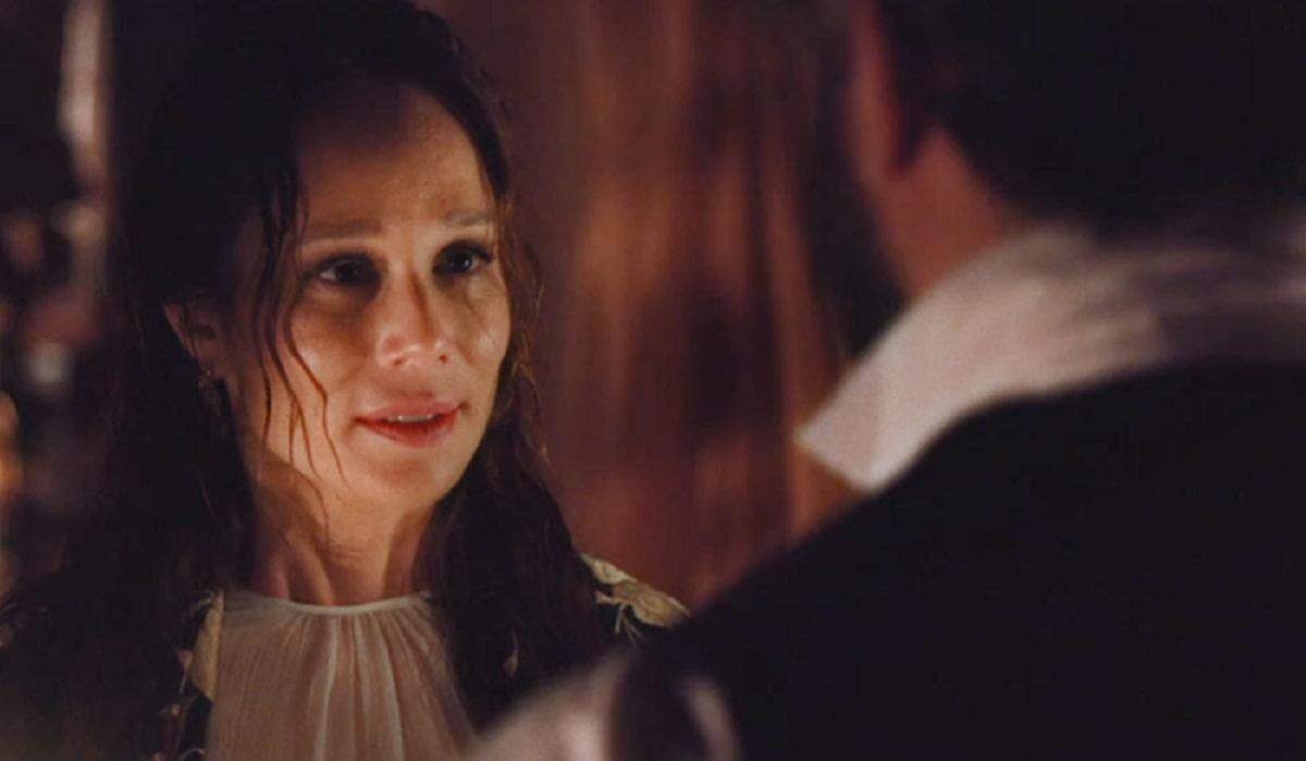 Luísa se declara para Pedro nesta quarta (08) em 'Nos Tempos do Imperador'