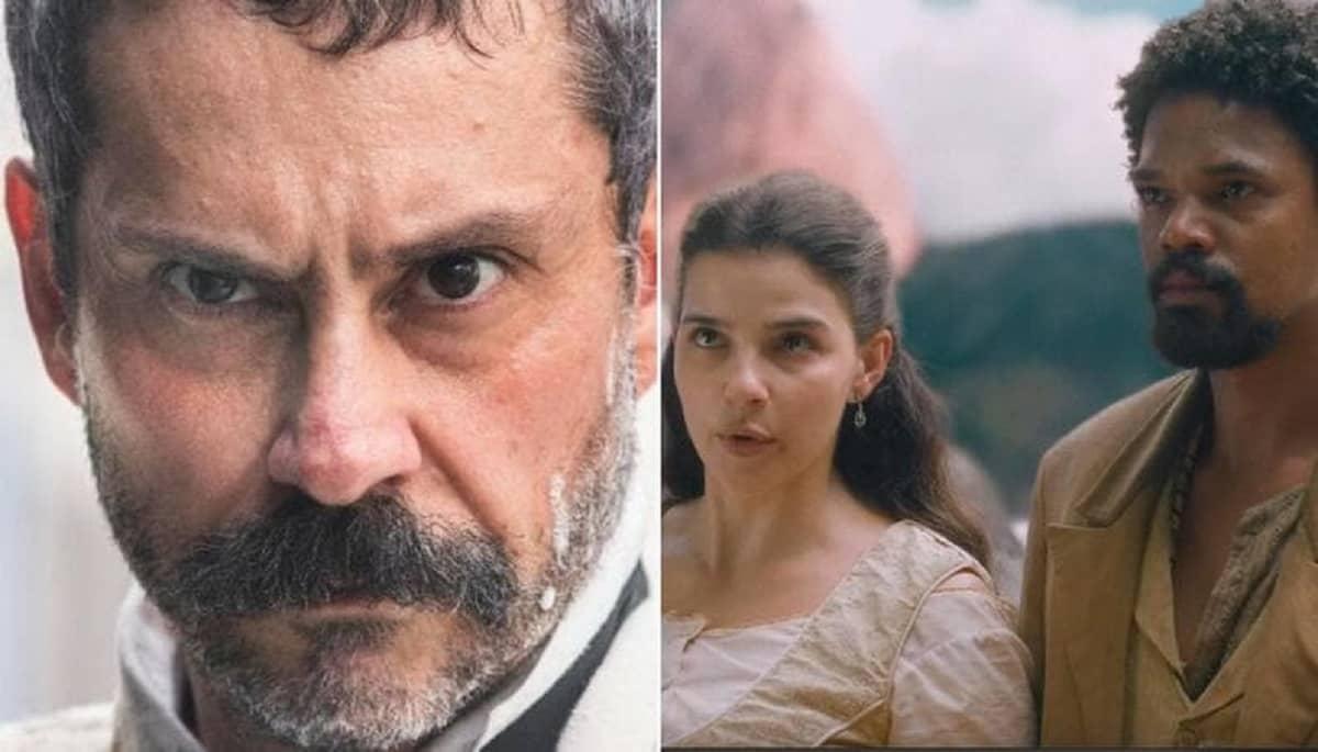 Tonico descobre o paradeiro de Pilar nesta segunda (6) em 'Nos Tempos do Imperador'