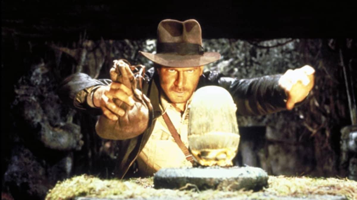 Globo exibe 'Indiana Jones e Os Caçadores da Arca Perdida' neste sábado a tarde (16)