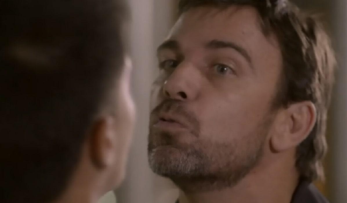 Lobão confronta Duca sobre paradeiro de Nat nesta segunda (18) em 'Malhação: Sonhos'